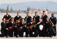 Navy Southwest Showband