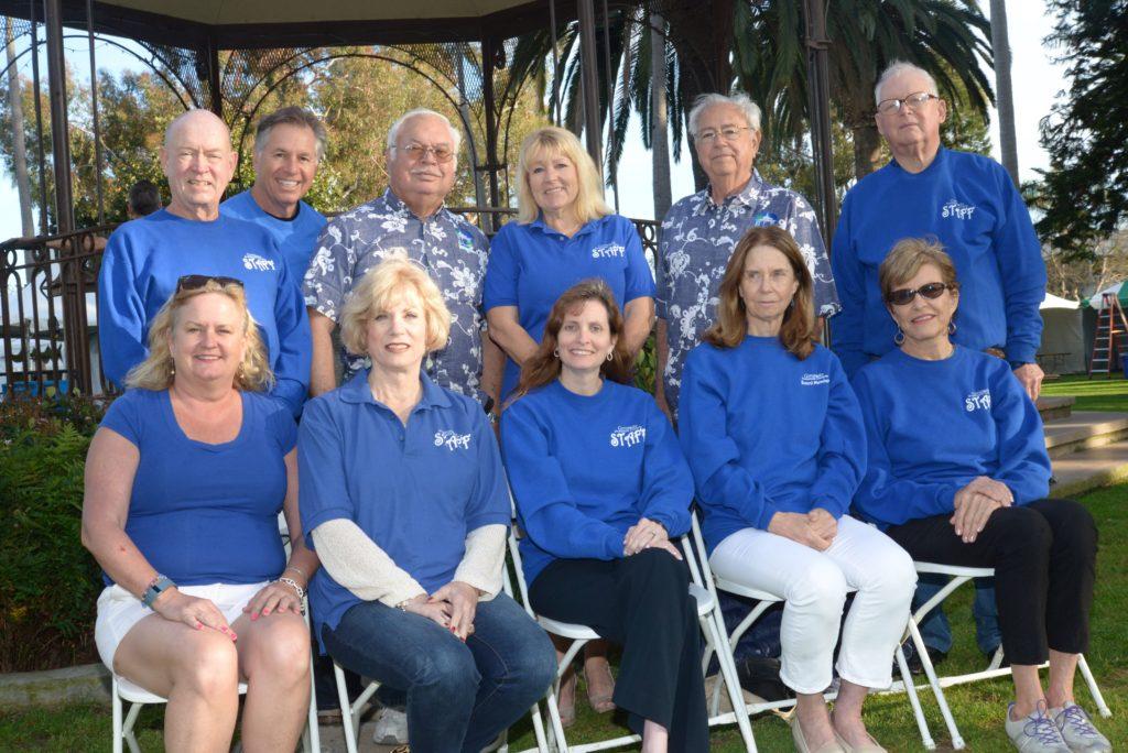 Coronado Promenade Concerts Board of Directors 2016