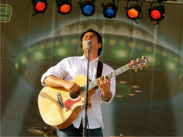 Steven Ybarra Band