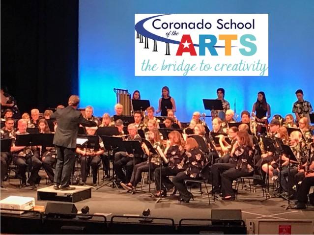 Coronado School of the Arts Musical Review