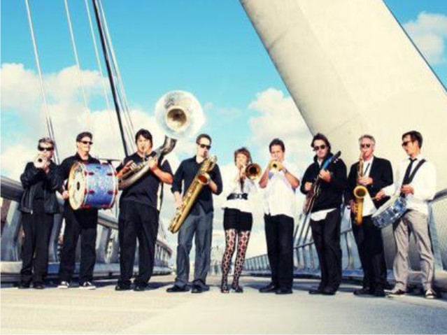 Euphoria Brass Band