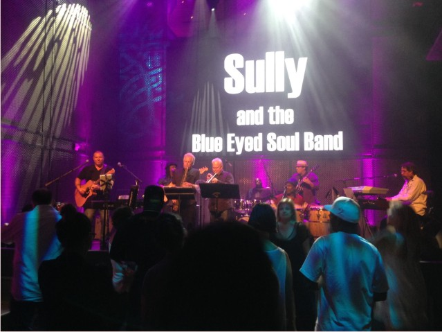 Sully & the Blue Eyed Soul