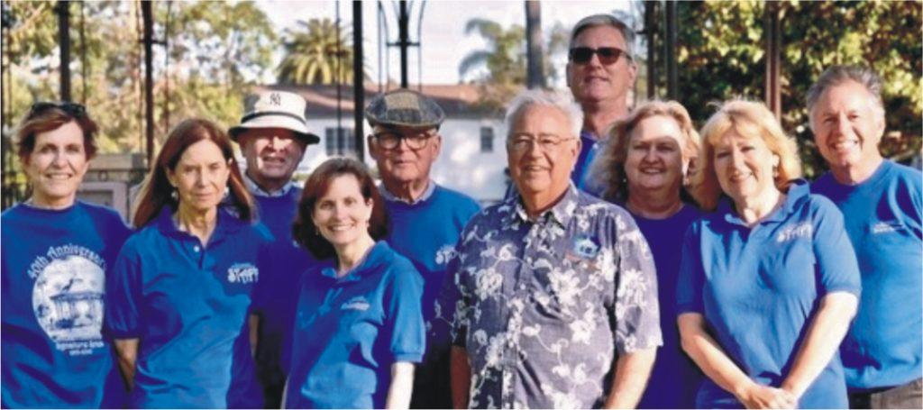 Coronado Promenade Concerts Board of Directors 2017