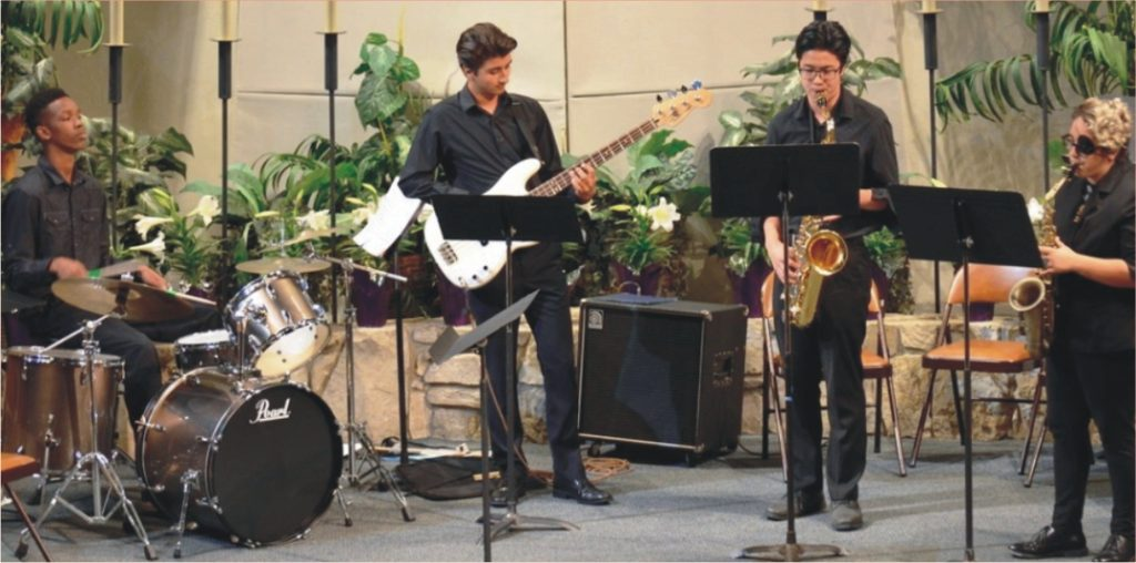 CoSA Advanced Jazz Ensemble