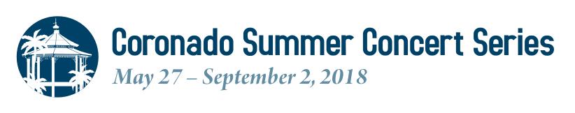 Coronado Promenade Summer Concerts