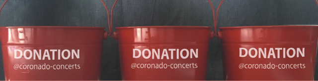 Venmo Donations @coronado-concerts